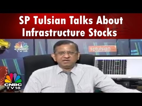 SP Tulsian Talks About Infrastructure Stocks, Sandhar Technologies IPO | CNBC TV18