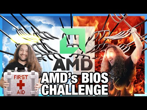 AMD Loses Either Way: B450 & Zen 3 Compatibility Deep-Dive, 32MB ROM Issues, & More