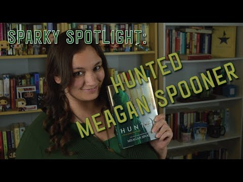 REVIEW | Hunted by Meagan Spooner [SPOILER FREE]