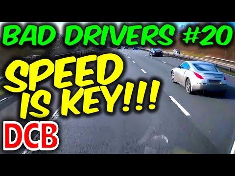 uk-dash-cam---bad-drivers-of-bristol---#20-motorway-special---van-cam
