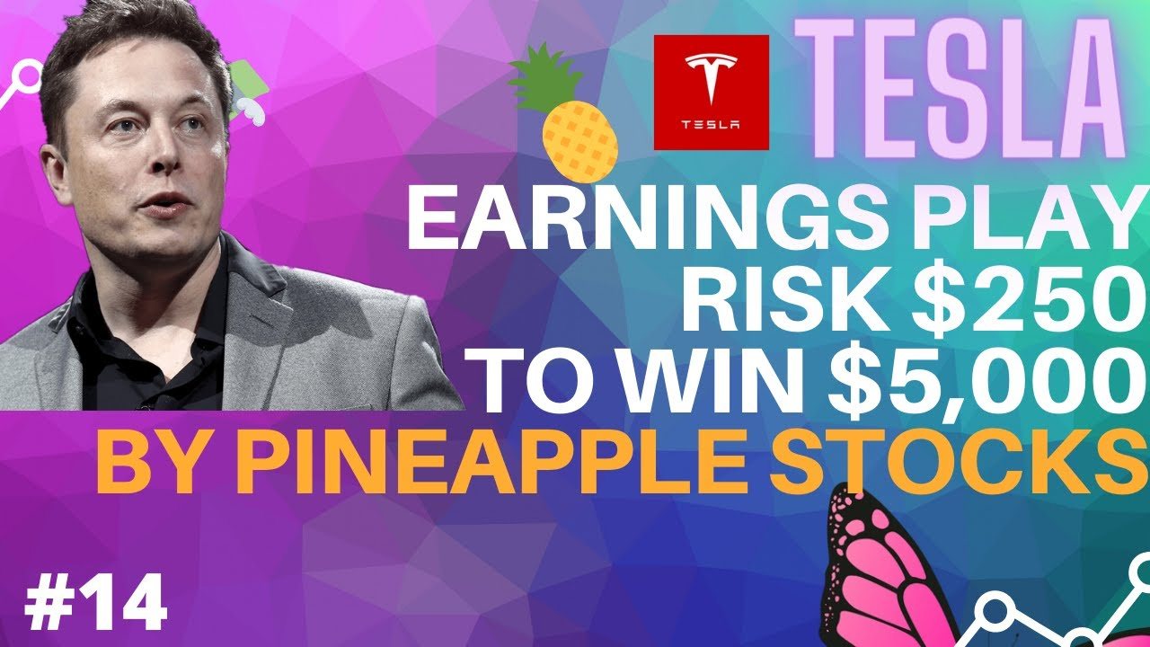 How to Play $TSLA for Earnings July 2020 (My Thoughts)