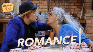 Rique e Dona Lucrécia tem um jantar romântico! | A Vila | Nova Temporada | Humor Multishow