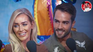 Life after #LoveIsland: Are Laura and Paul OFFICIAL? They join us for Under the Duvet
