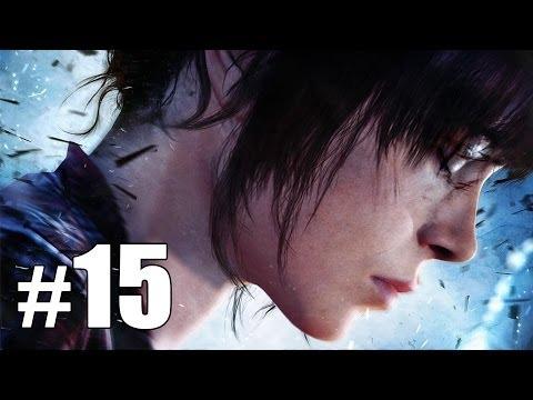 Beyond Two Souls Gameplay Walkthrough Español - Parte 15 (PS3 Let's Play HD)
