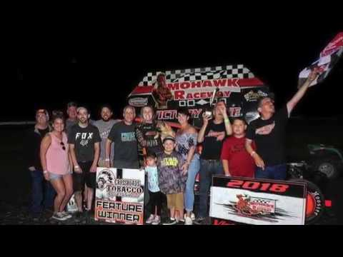 Mohawk International Speedway 15B Feature Win - June 1st, 2018