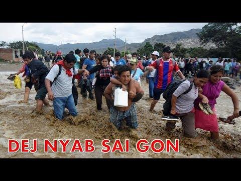 Saib Dej Nyab Lub Nroog Ho Chi Minh City |  Floods in Ho Chi Minh City