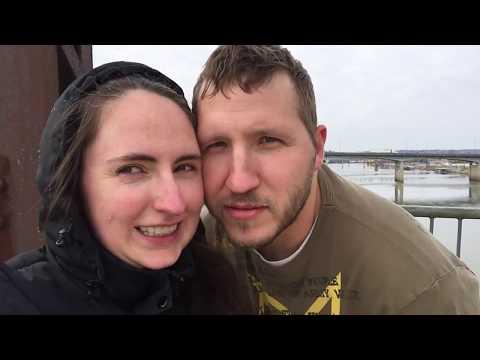 Vlog Day 38 | Clinton Memorial Bridge