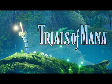 Trials of Mana | Teaser Trailer (Closed Captions)