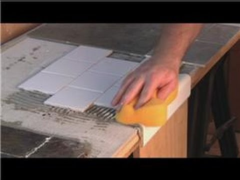 Cleaning Tile : How to Clean Kitchen Tile - YouTube