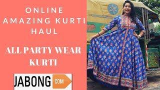 KURTI HAUL - FOR ALL FESTIVE OCCASION😍