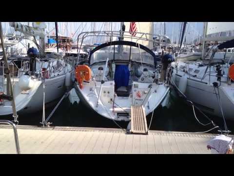 yacht sailing marmaris