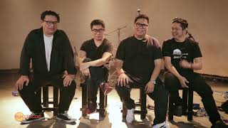 THE ITCHYWORMS Recalls First Fight As A Band | MYXclusive