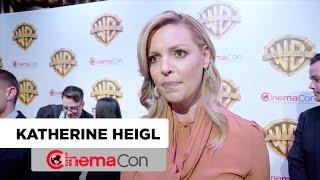 Unforgettable | Katherine Heigl Interview | CinemaCon 2017