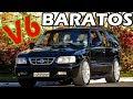 5 CARROS MOTOR V6 MAIS BARATOS DE COMPRAR!