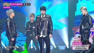 B.A.P - Bang X2, 비에이피 - Bang X2, Music Core 20140208