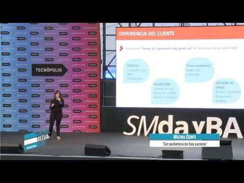 Social Media Day Buenos Aires 2016: Caso Tarjeta Naranja