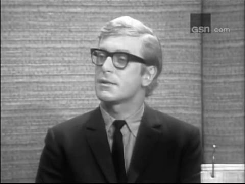 What's My Line? - Michael Caine; PANEL: Orson Bean, Sue Oakland (Nov 13, 1966)