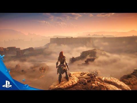 Horizon Zero Dawn - E3 2016 Gameplay Video | PS4