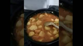 Dasshera  Special Recipe Aloo Dam Biryani .