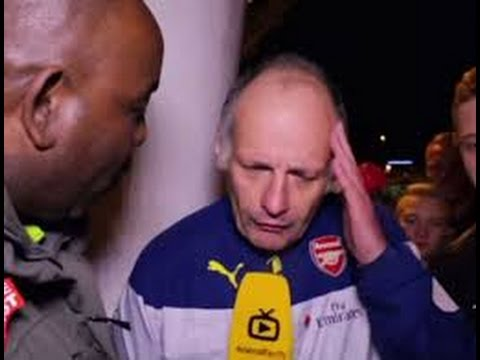 Claude from Arsenal TV - Best Of Vines Part 2