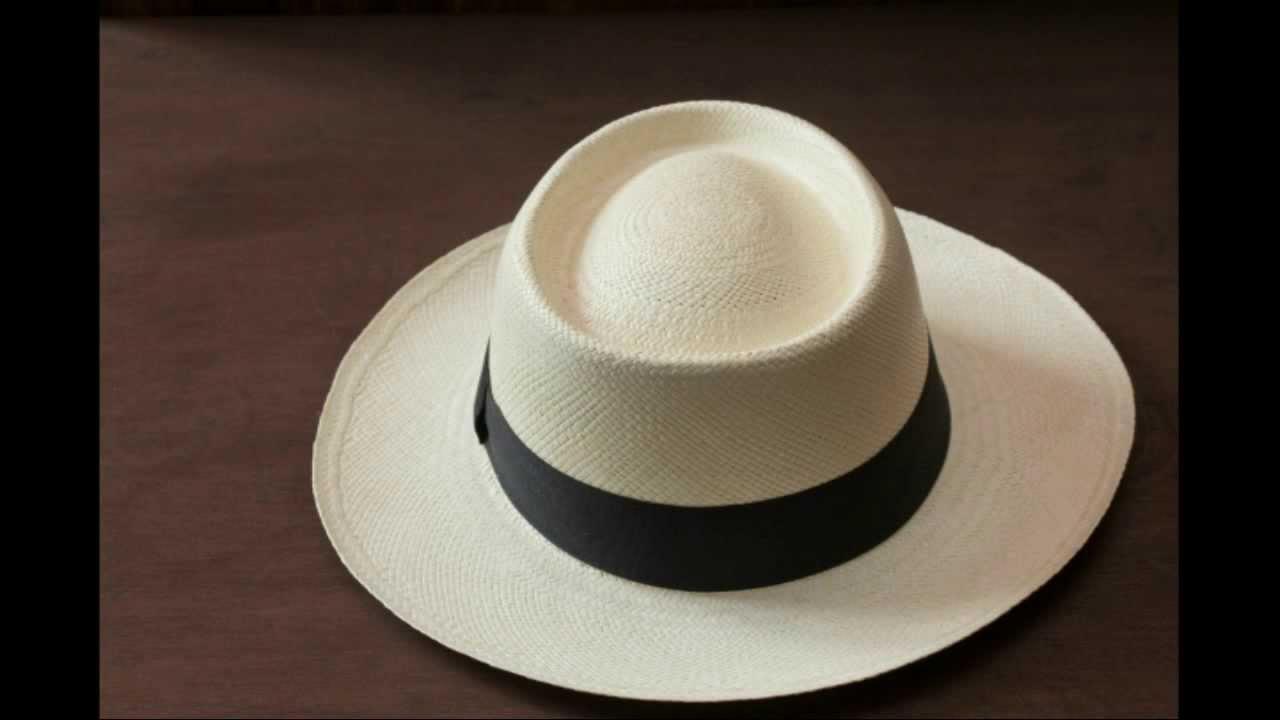 13426472 La Paja Toquilla | Panama Hats Ecuador - YouTube