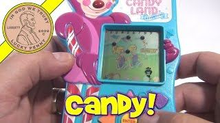Candy Land Adventure Electronic Handheld Game, 1997 Milton Bradley