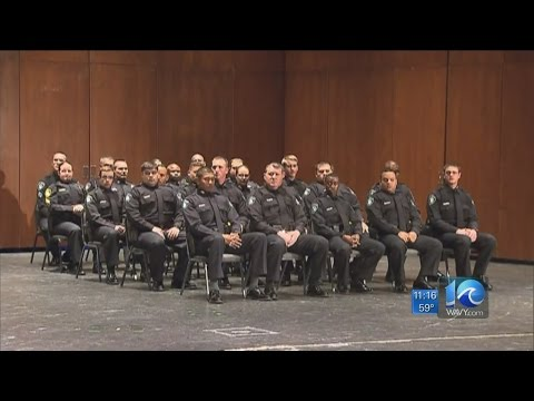 16 new officers join Newport News Police Department