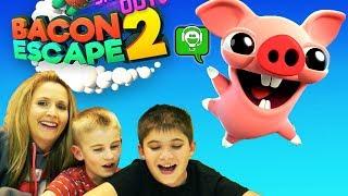 Bacon Escape 2 with HobbyFamilyGaming