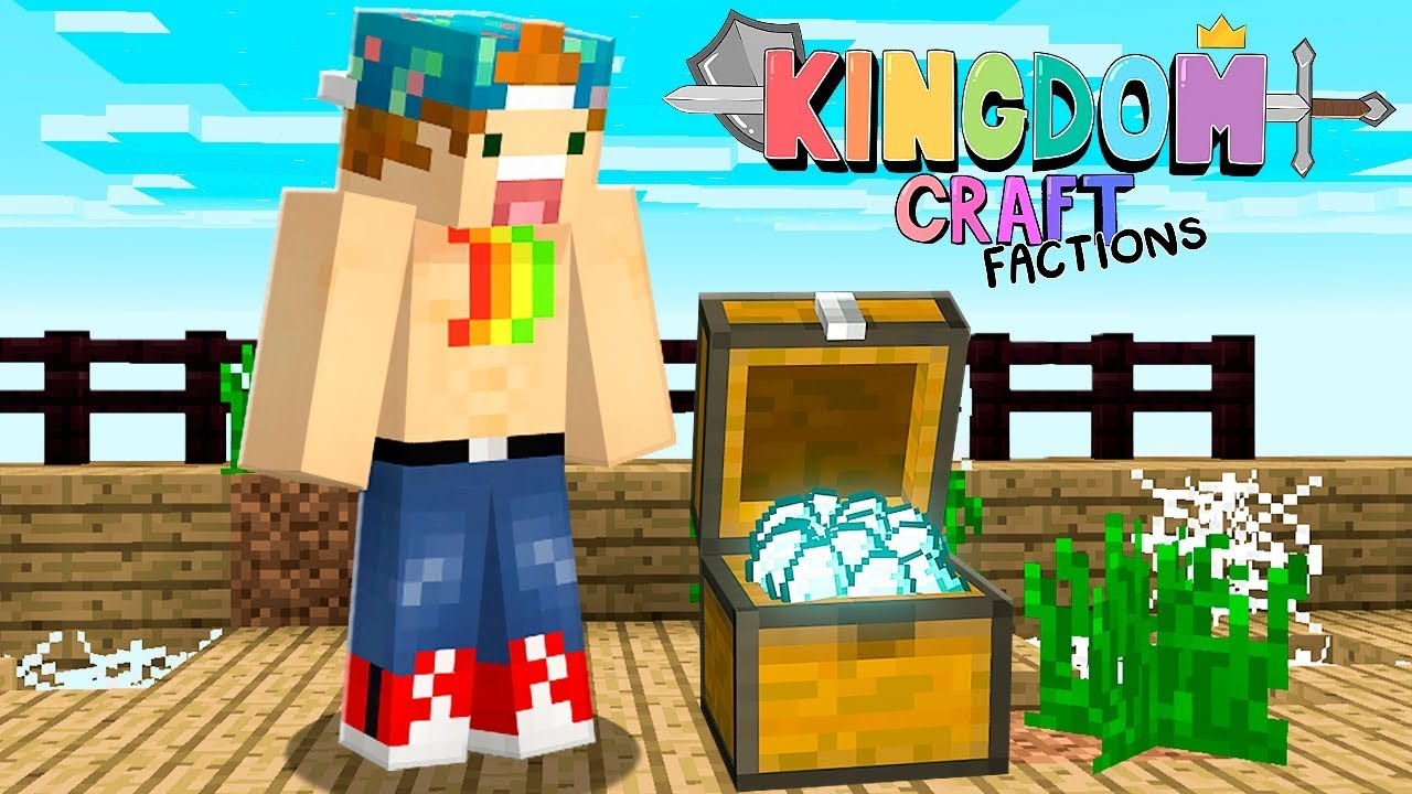 Finding An Ancient Pirate Ship Kingdom Craft Factions 1