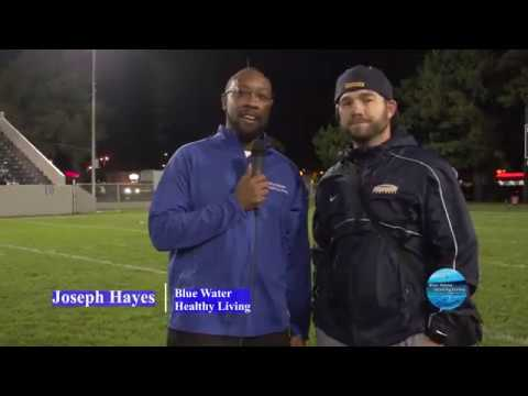 Port Huron High Vs. Port Huron Northern: Crosstown Rivalry Football Highlights & Interviews