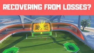 RECOVERING FROM LOSSES?! - Overwatch Summer Games 2018 Gameplay