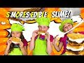 Best Edible Slime Recipe:  Learn How to Make Edible Marshmallow Slime!