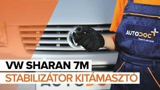Nézze meg az VW Stabilizátor Szilent hibaelhárításról szóló video útmutatónkat