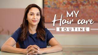 Madhuri Dixit's Hair Care Routine   Madhuri Dixit Nene