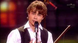 HD Alexander Rybak Fairytale LIVE 2nd semifinal Eurovision Song Contest 2009 Norway