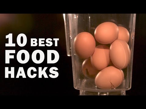 Thumbnail: 10 BEST FOOD HACKS (recompilation)