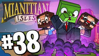 THE DARKNESS ATTACKS! - (Mianitian Isles) Episode 38