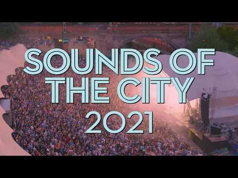 Sounds of the City Castlefield Bowl 2021