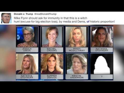 @realDonaldTrump - Mike Flynn should ask for immunity ...