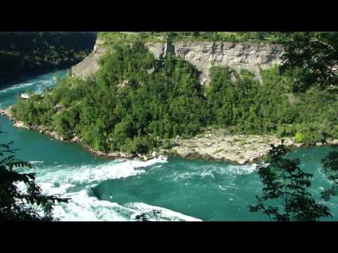 Sony DSC HX1 20x Optical Zoom - Niagara Whirlpool