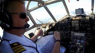 Flight In Antonov AN-2 From Vinnytsia To Lviv