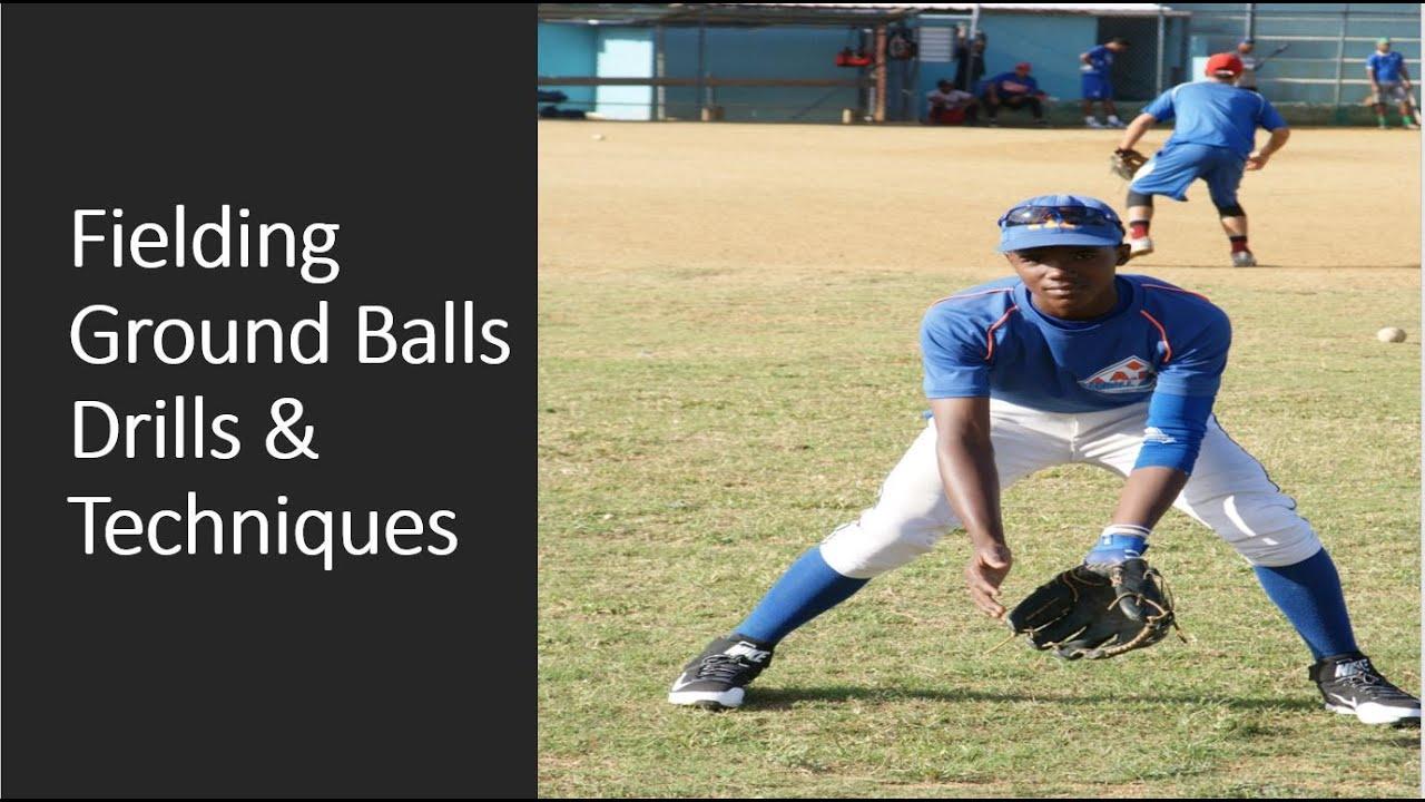 baseball drills