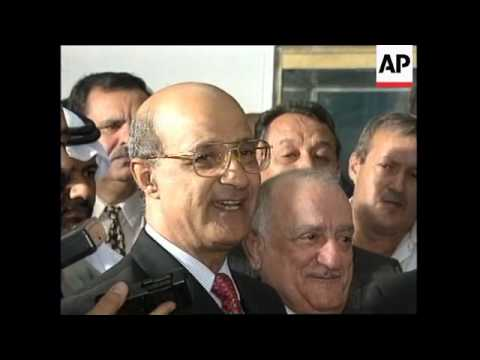 IRAQ: BAGHDAD: SYRIA REOPENS ITS TRADE CENTRE