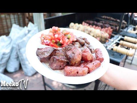 Brazilian Food Festival & Brazilian Women Foundation | Meeko TV