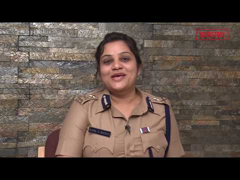 D Roopa Moudgil IPS: Message for International Women's Day 2018