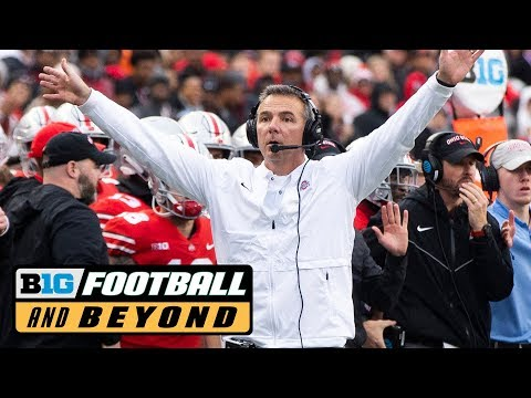 Urban Meyer Previews B1G Championship | Ohio State | Big Ten Football