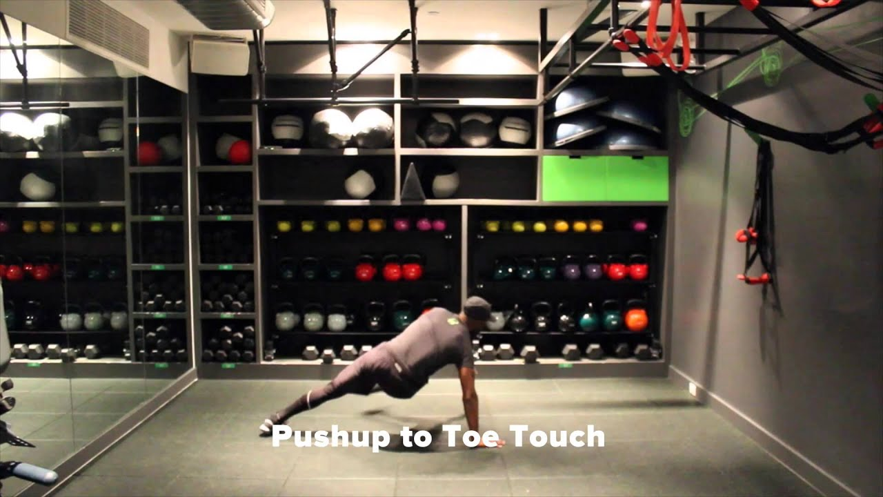 The Fhitting Room #goFHIX HIIT Workout with Simon Lawson - YouTube