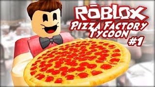 Roblox: Pizza Factory Tycoon Game of Few Requirements ? Gameplay in Spanish 2018 ? DakuTv