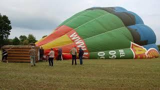 Ballonvaart SlaBox 2017