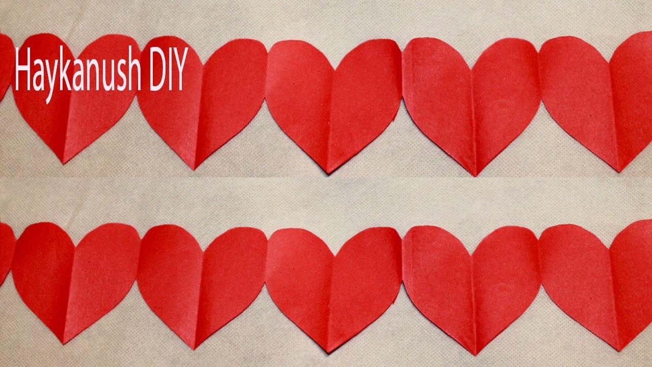 Como hacer un corazon de papel facil paso a paso youtube - Como hacer cosas de papel paso a paso faciles ...